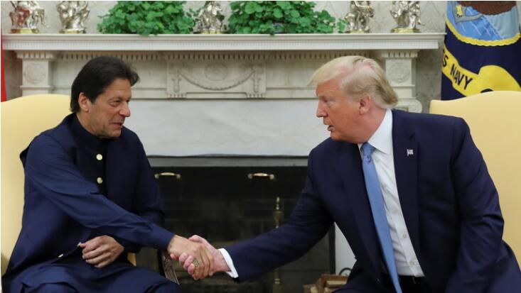 'No such request made': India DENIES Trump was asked to mediate Kashmir crisis
