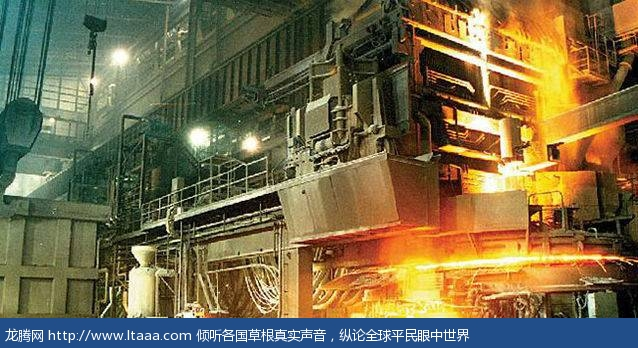 iron and steel of industrial chemistry