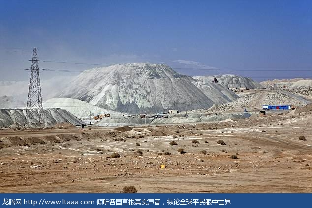 The village will be based in China's Qinghai province which contains 95000 square kilometres of desert and has a lack of vegetation