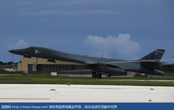 Japan conducted air manoeuvers with US bombers near the Korean peninsula on Wednesday Japan's Air Self Defence Force said in a news release